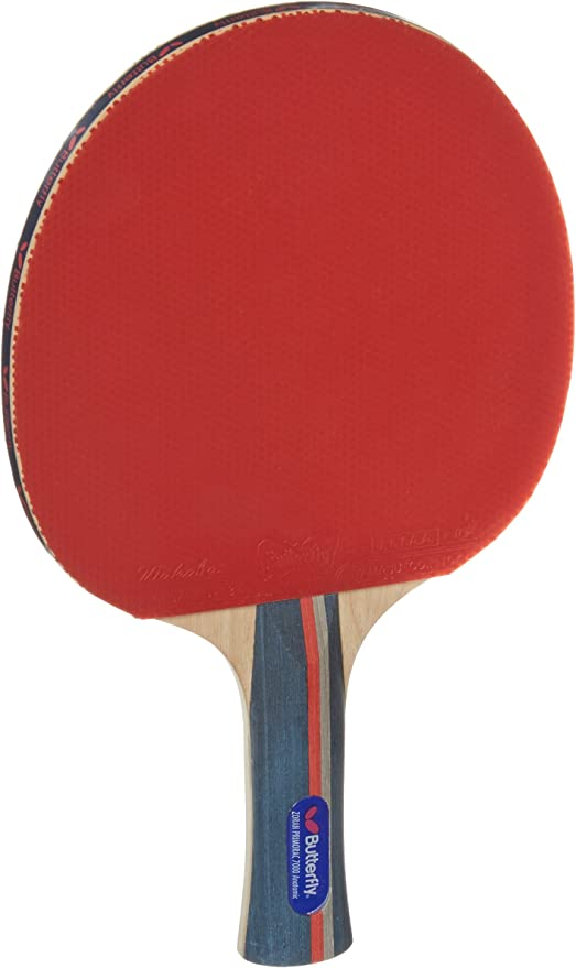 One Black and Red Butterfly  SG99 Table Tennis Bat