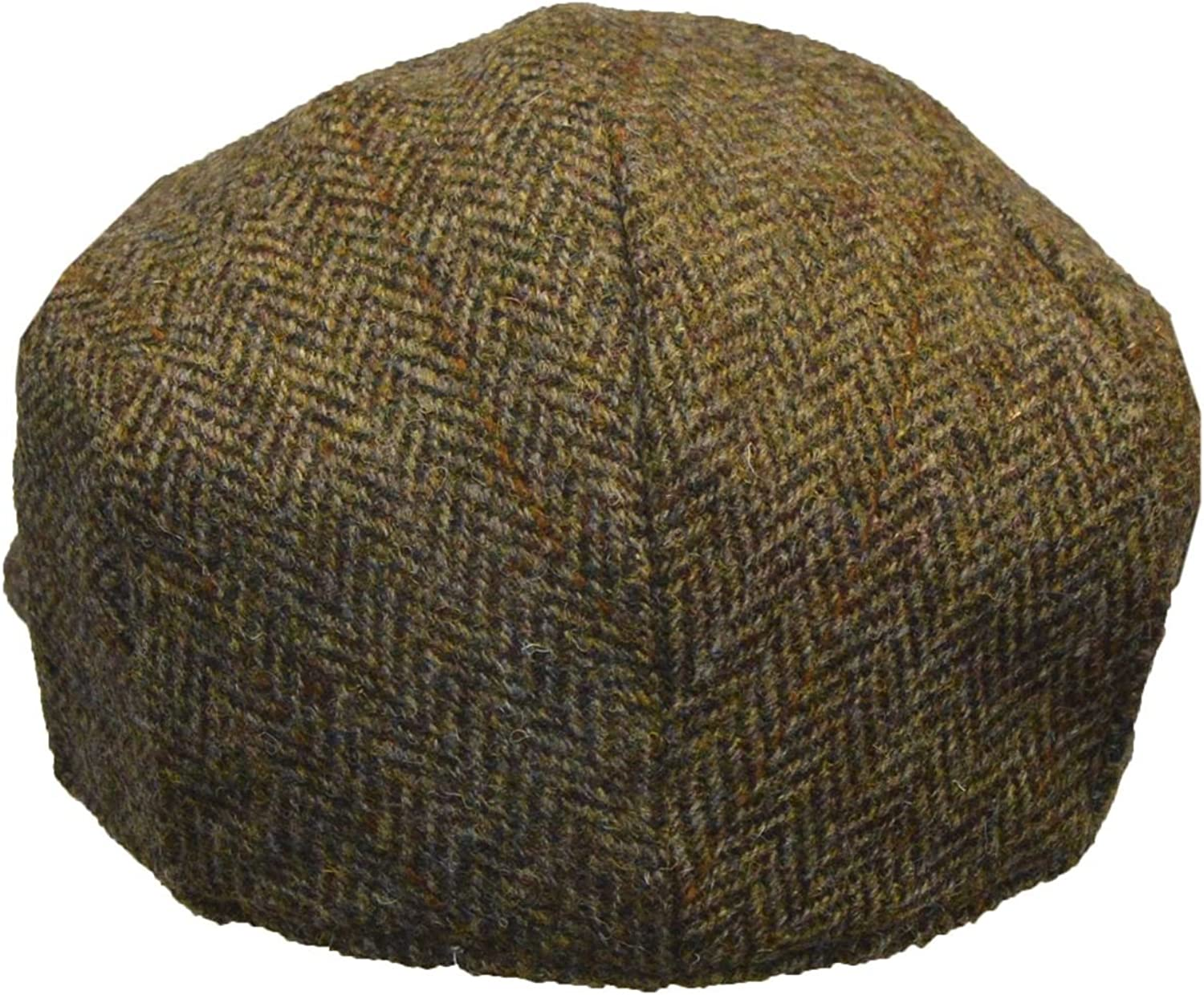 NEW LAWRENCE /& FOSTER TWEED FLAT CAP SIZE 6 7//8 56 hat shooting fishing racing