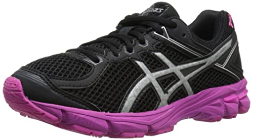 63c91c5683ae ASICS GT 1000 4 GS PR Running Shoe (Little Kid Big Kid)  Asics ...
