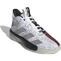 Adidas Pro Next 2019 Star Wars basketbalschoenen, heren, wit, 43 1/3