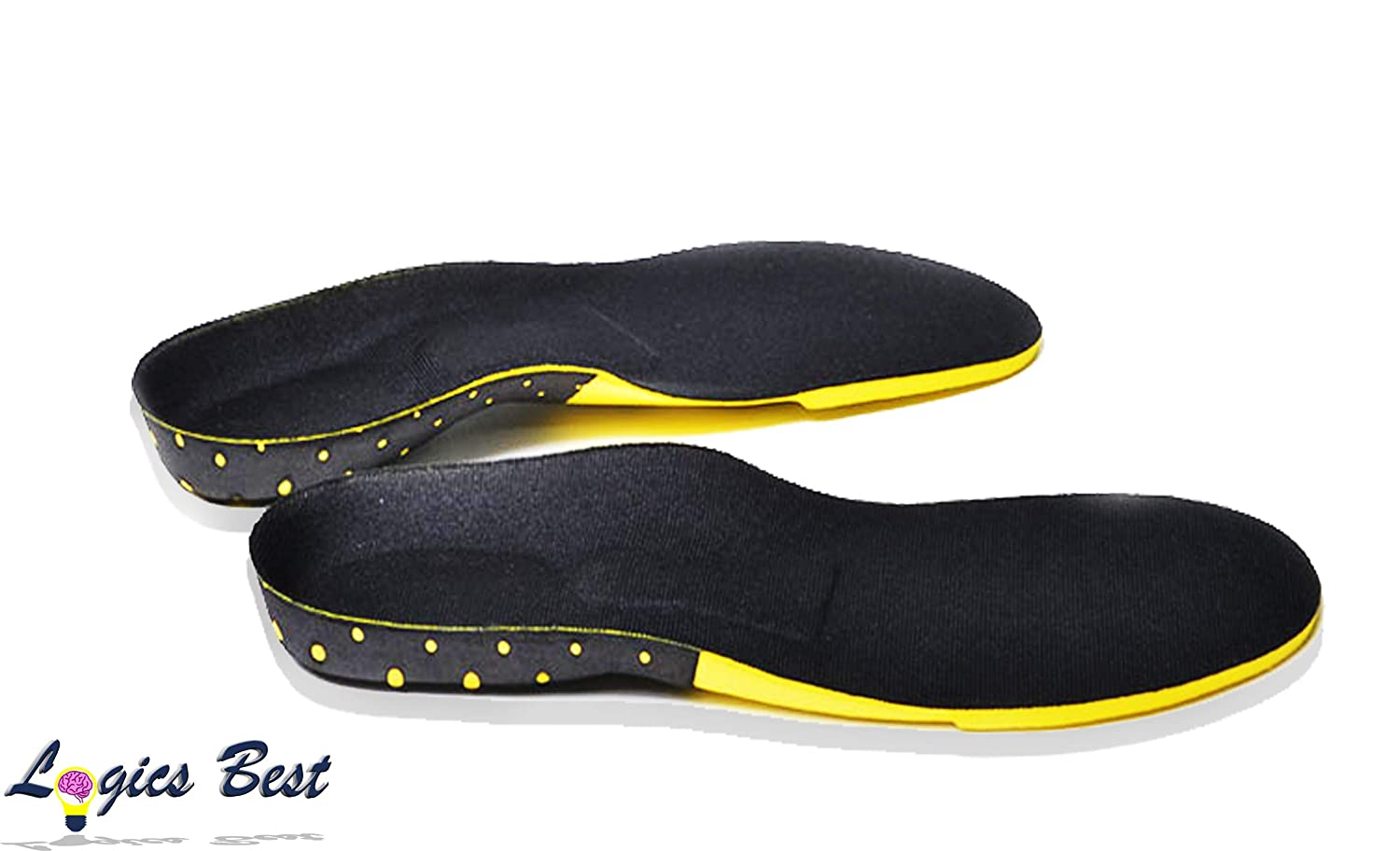 48638c1abb Amazon.com: Bunions Plantar Fasciitis Feet Insoles Arch Supports Orthotics  Inserts Relieve, Diabetic Neuropathy, Flat Feet, High Arch, Foot Pain (US  Mens ...