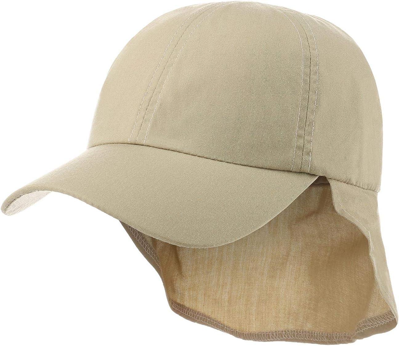 Chapeaushop Casquette Nomad Safari Protection Solaire Casquette pour l/ét/é
