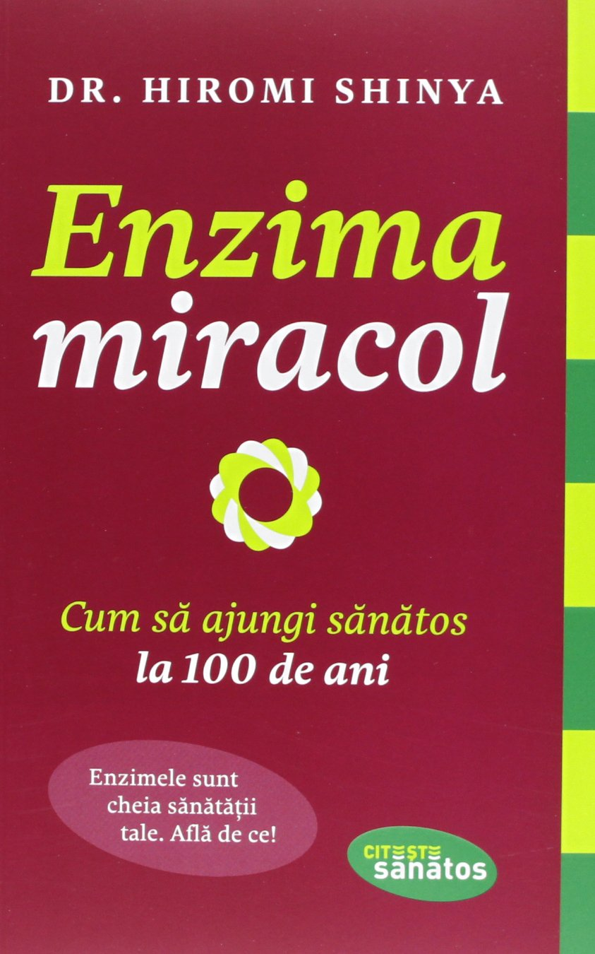 ENZIMA MIRACOL: Amazon.es: HIROMI SHINYA: Libros en idiomas ...