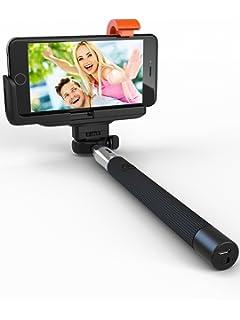 more photos 35068 ceb08 StikBox Bluetooth Extendable Selfie Stick Phone Case: Amazon.co.uk ...