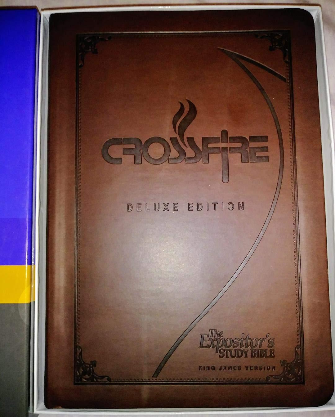 Expositor's Study Bible KJV Crossfire Deluxe: Gabriel