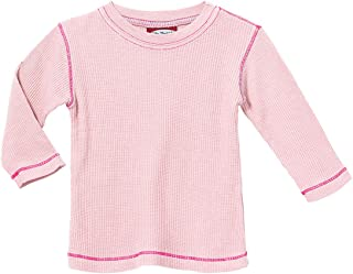 product image for City Threads Boys and Girls Thermal Shirt Top Tee Tshirt for Warm Base Layering & School Uniform