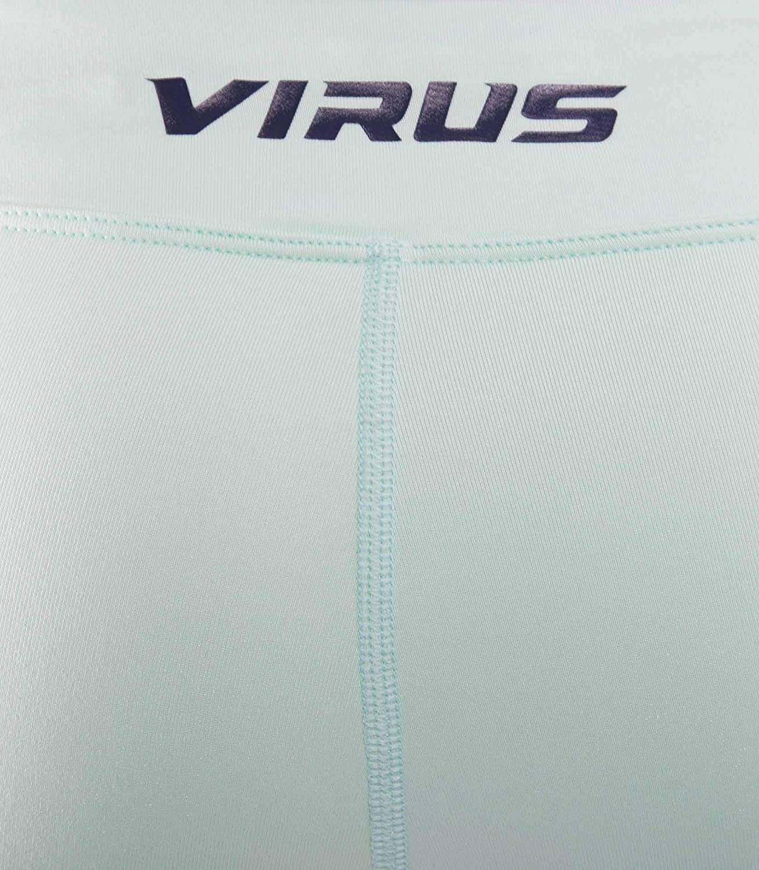 Virus ECO22 Stay Cool Data Training Compression Shorts - Mint Medium