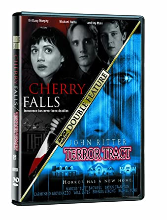 Cherry Falls / Terror Tract (Double Feature)