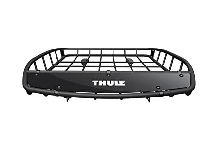 Amazon.com  Thule 859 Canyon Roof Mount Cargo Basket  Sports   Outdoors da50979f7