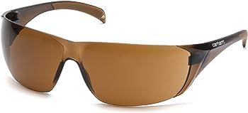 Carhartt Sandstone Bronze Billings Safety Glasses