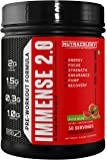 Nutracology Immense 2.0 Preworkout Powder 300g 50 servings per container (Watermelon Flavour)