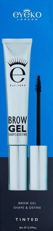 Tinted Brow Gel Shape & Define by Eyeko #16