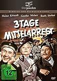Drei Tage Mittelarrest - mit Heinz Erhardt (Filmjuwelen)