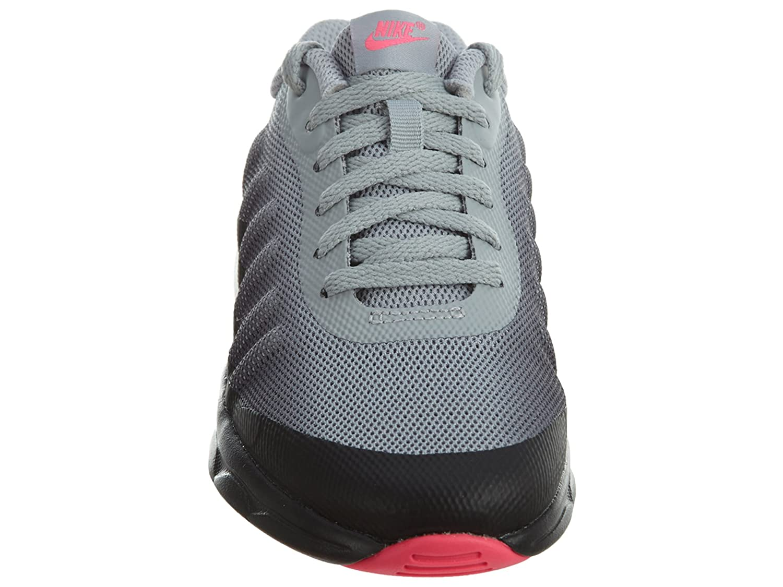 Nike Girl's Air Max Invigor Running Shoes BlackHyper Pink Wolf Grey 11.5C
