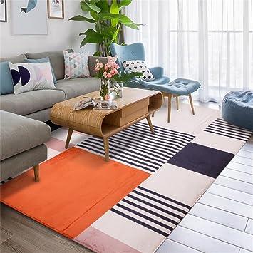 LH RUG Hochwertige Super Soft Decke Designer Teppich Nordic Modern  Einfaches Wohnzimmer Couchtisch Schlafzimmer