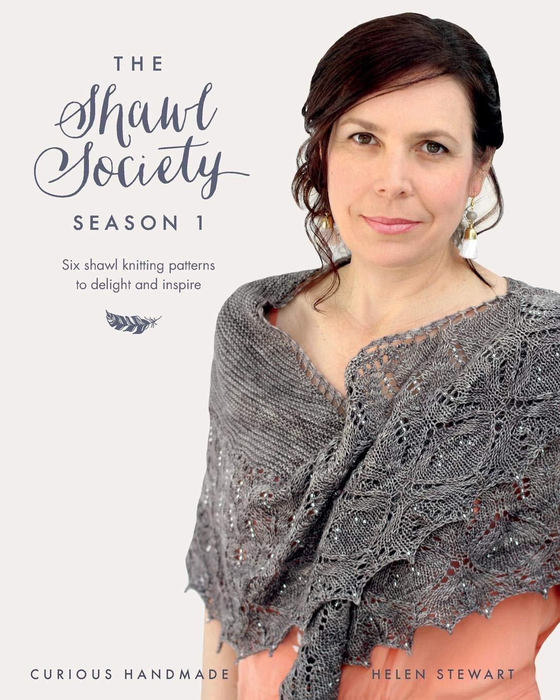 The Shawl Society Season 1 Six Shawl Knitting Patterns To Delight