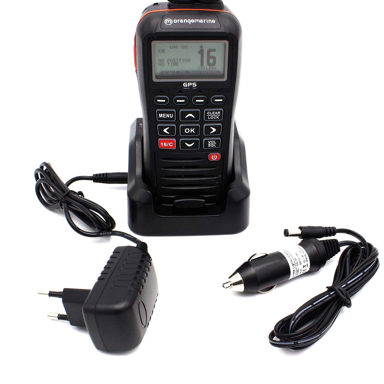 ORANGEMARINE VHF Portable ASN WPF 700 Etanche ET Flottante
