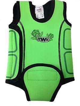/4/emocionantes dise/ños 0/ /12//12/ /6//6/ /18/Meses The Wetsuit Factory TWF beb/é Traje de Wrap/