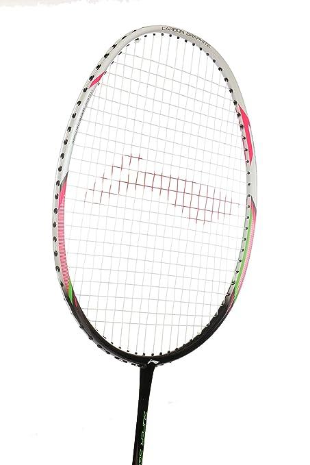 amazon com li ning badminton racket super series player edition