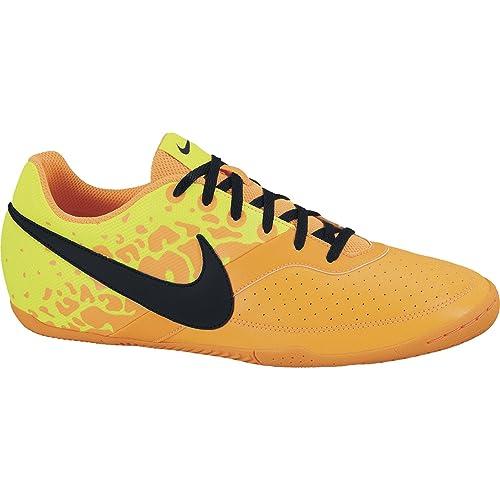 704390e309357 NIKE-Chaussures Indoor Multisport Femme Jaune Fluo - - (Citrus (Bright  Citrus