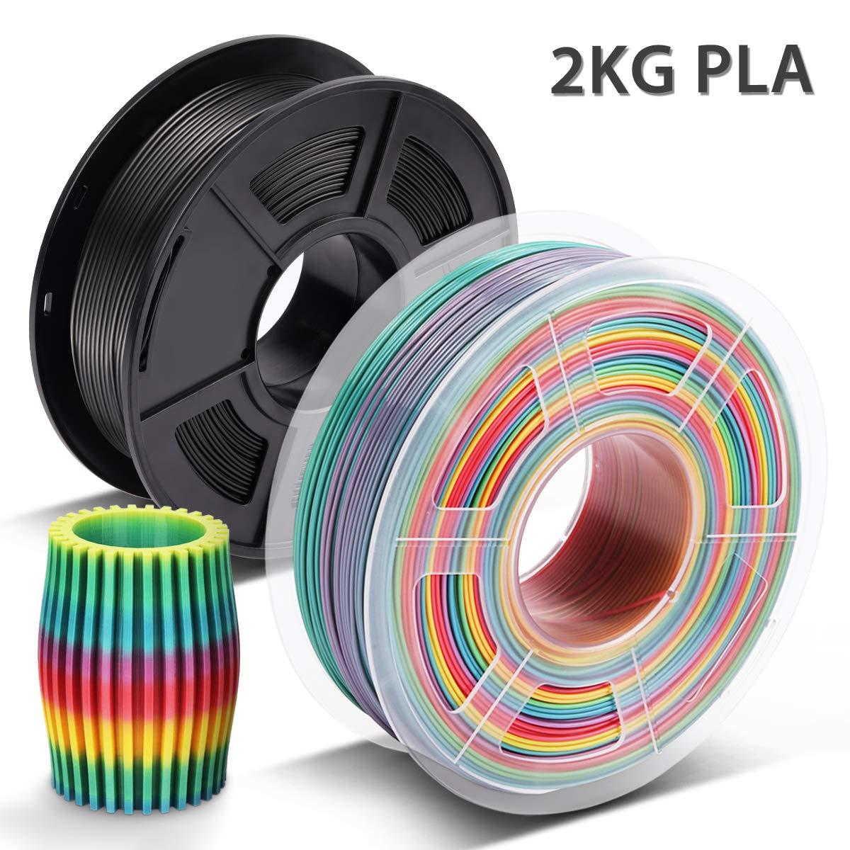 Filamento PLA 1.75mm 2Kg COLOR FOTO-1 IMP 3D [7V22STSZ]