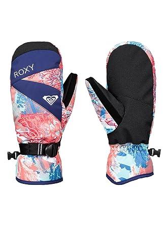 b6cef3069 Roxy SNOW Junior s Jetty Printed Snow Mittens at Amazon Women s ...