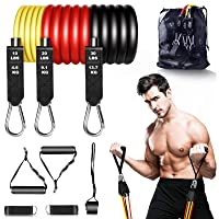 Deals on Senymin 9-Piece Resistance Bands Kit