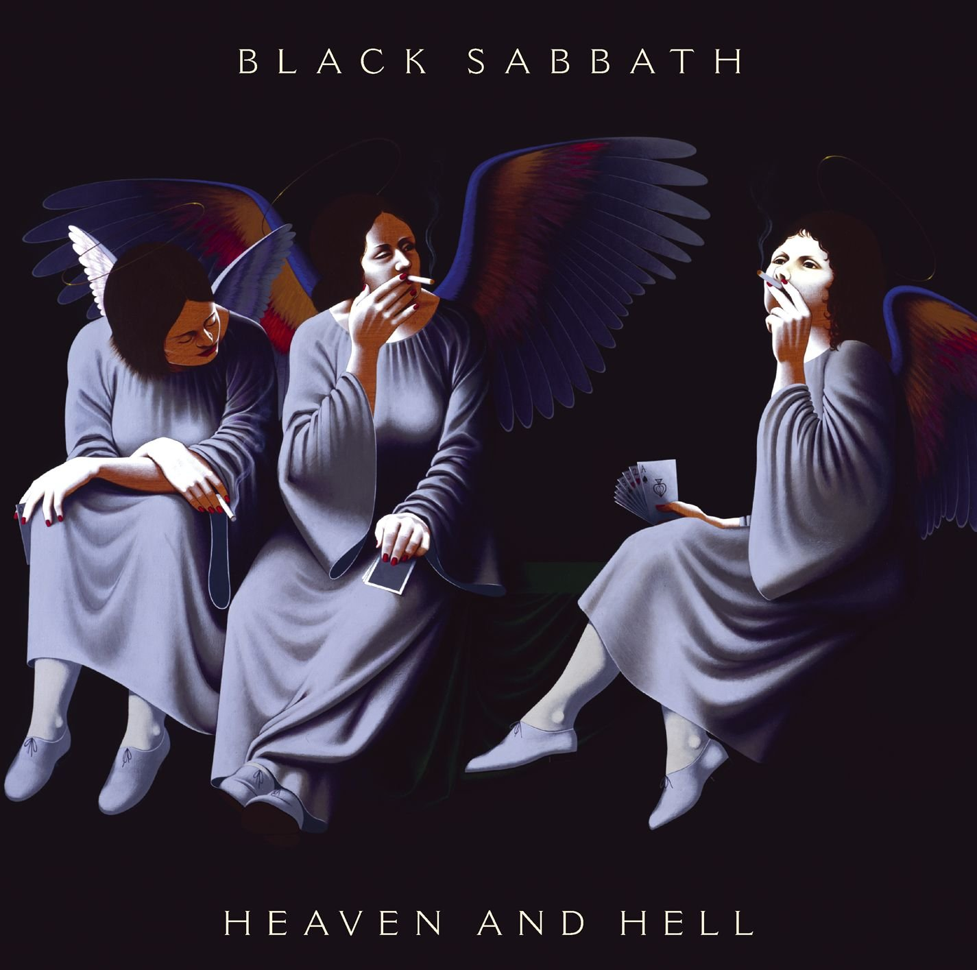 CD : Black Sabbath - Heaven and Hell (Remastered)