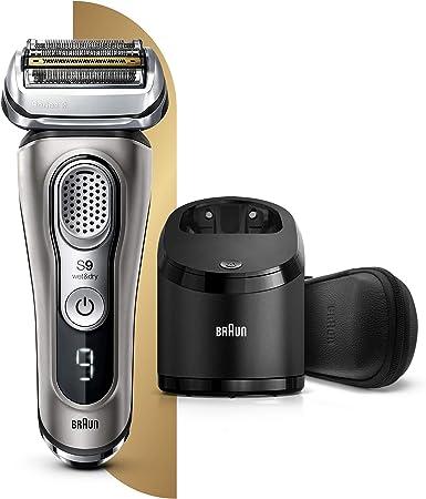 La afeitadora eléctrica hombre más eficiente del mundo*; eficiente y suave para un afeitado apurado