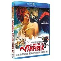 El Baile de Los Vampiros 1967  New Edition The Fearless Vampire Killers [Blu-ray]
