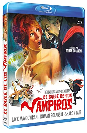 fearless vampire killers blu ray review
