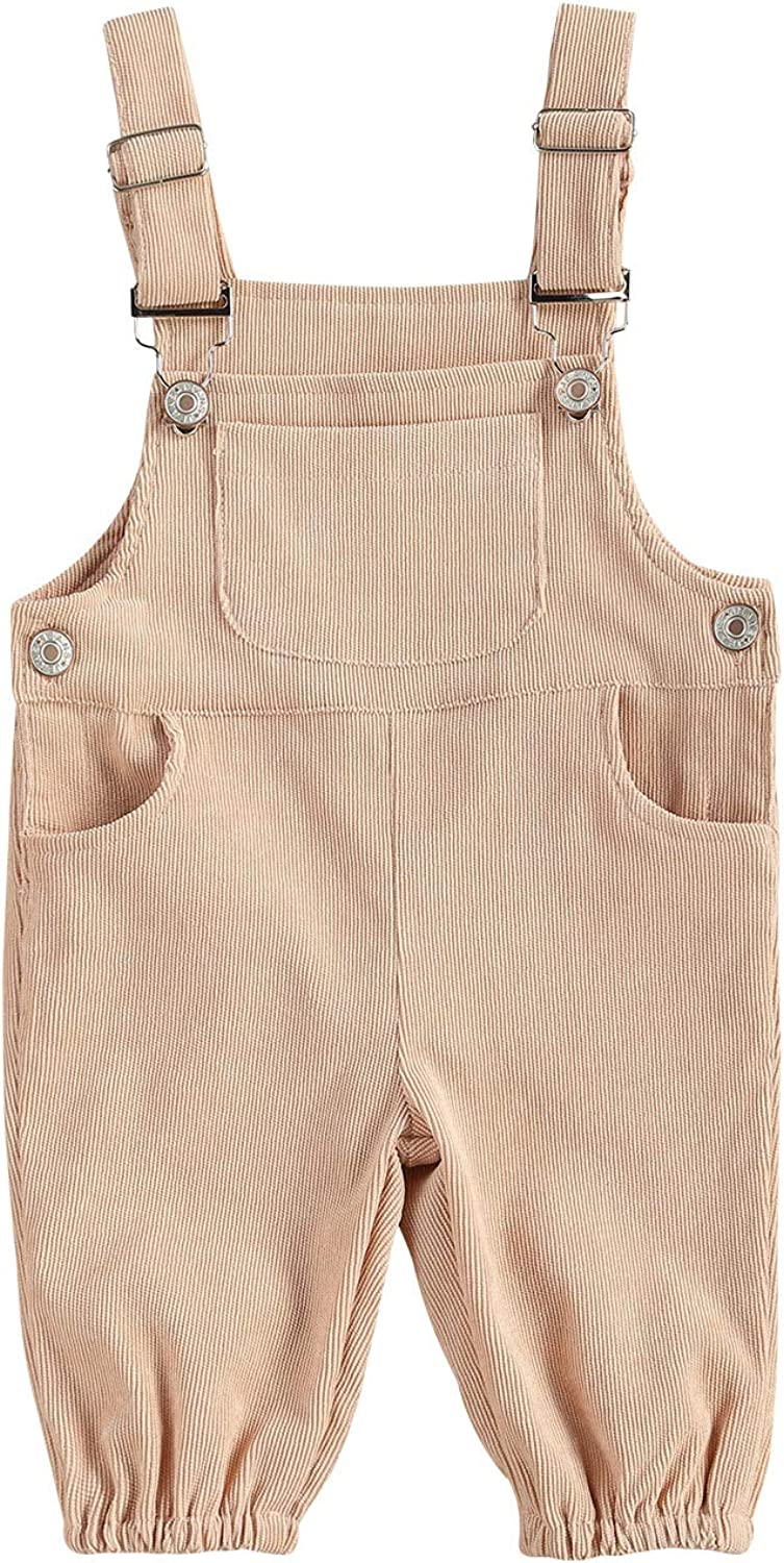 real pockets front and back boy girl size 18-24 months unisex Baby Corduroy Trousers