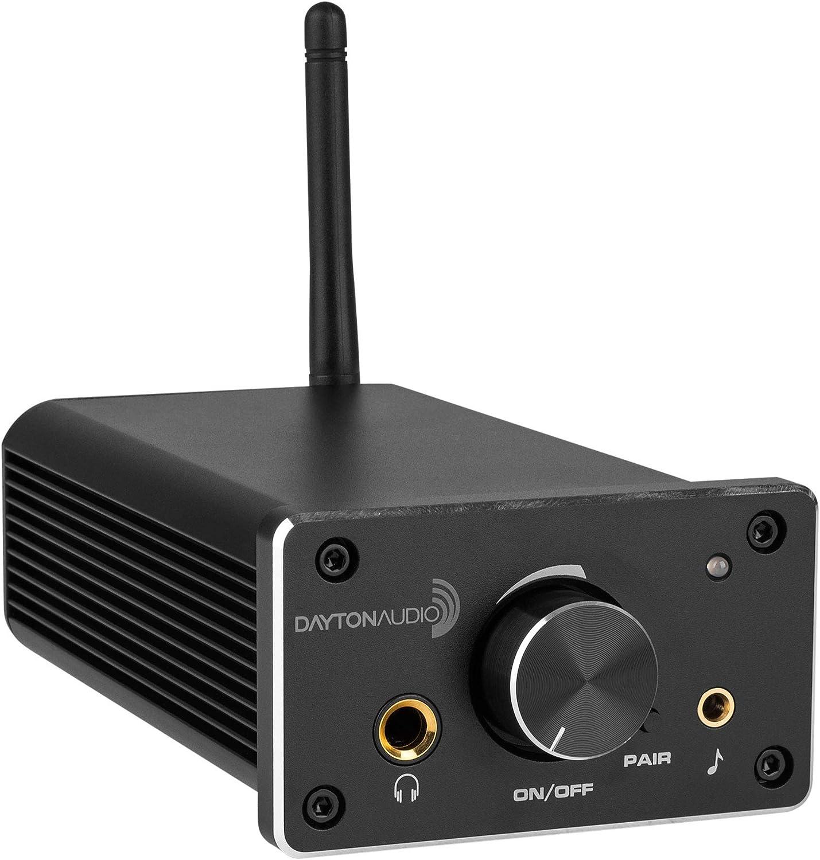 Dayton Audio DTA-120BT2 Class D Mini Amplifier 60 WPC with Bluetooth