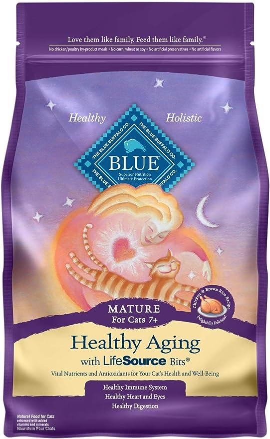 Blue Buffalo Natural Cat Food