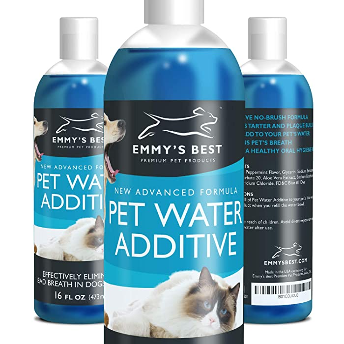 The Best Reviews For Paw Choice Oral Care Water Additive