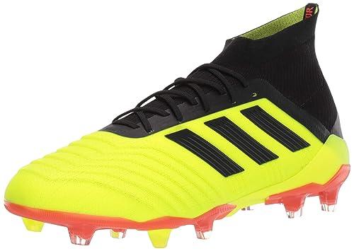 4624a84a51c7 adidas Men's Predator 18.1 FG Soccer Cleat: Amazon.co.uk: Shoes & Bags