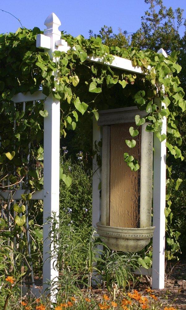 BluWorld Bellezza Indoor Outdoor Wall Fountain