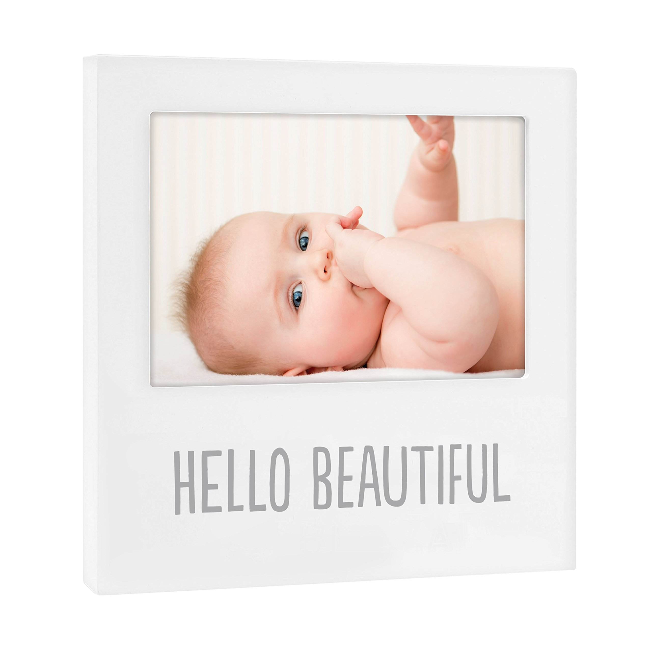 "Pearhead Newborn Infant""Hello Beautiful"" 4"" x"