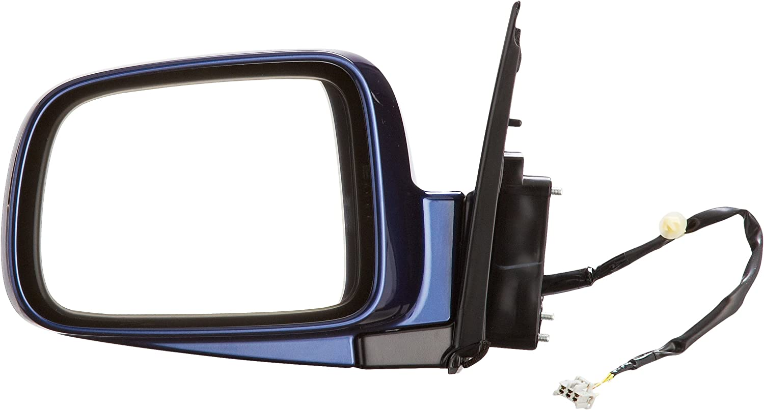 Right Genuine Honda 76200-S9A-A12ZP Door Mirror Assembly