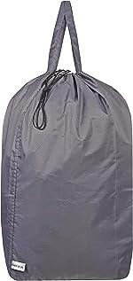 UniLiGis Washable Travel Laundry Bag with Handles and Drawstring, Heavy Duty