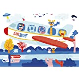 Silly Street So Fly! - Kids 48 Large Piece Jigsaw Puzzle