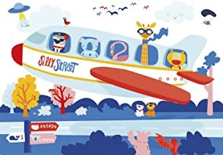 product image for Silly Street - So Fly! - Kids 48 Large Piece Jigsaw Puzzle