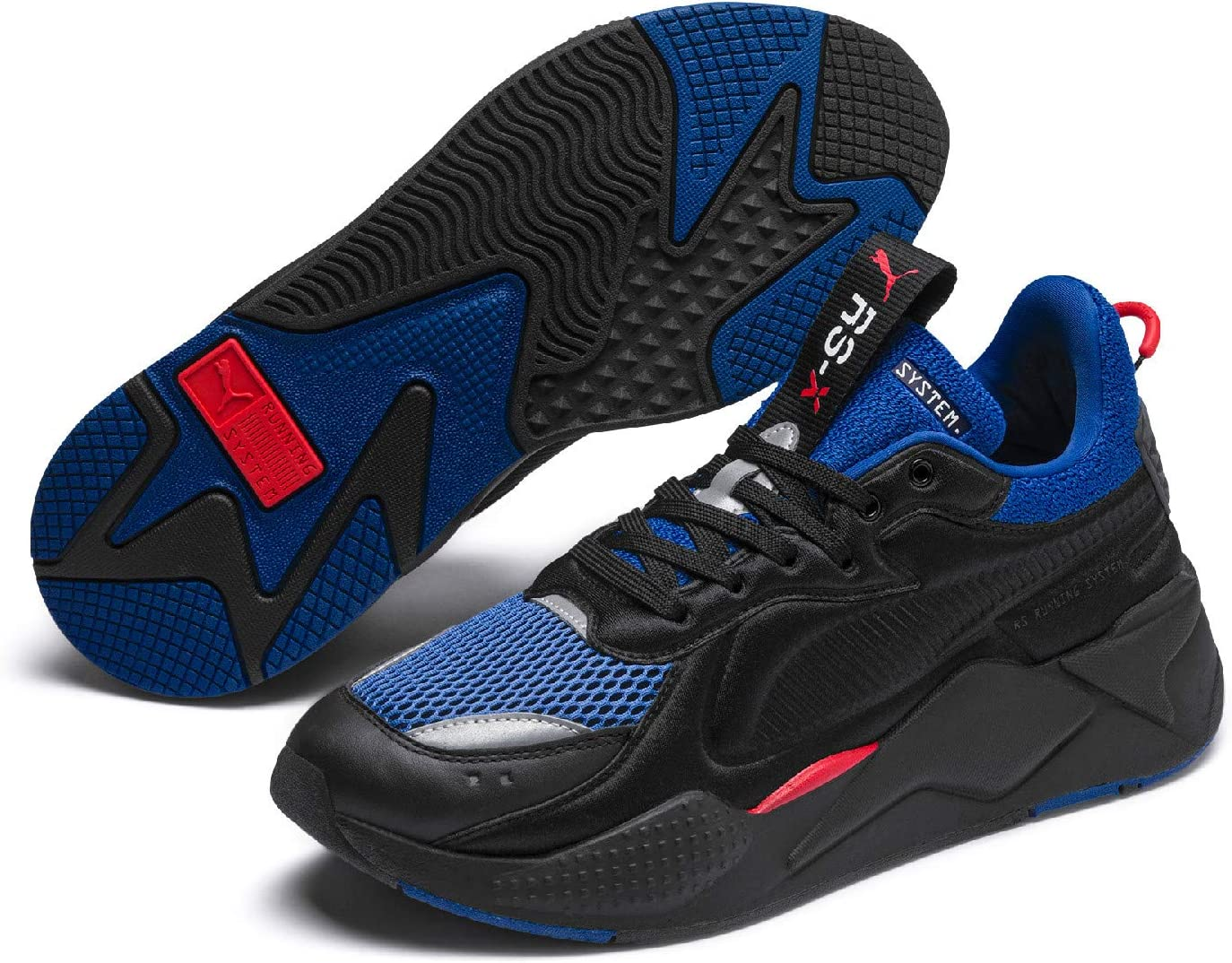 Puma RS-X SOFTCASE Negro Azul 369819 05