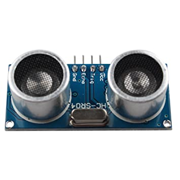 HALJIA HC-SR04 Ultrasonic Sensor Distance Measuring: Amazon co uk
