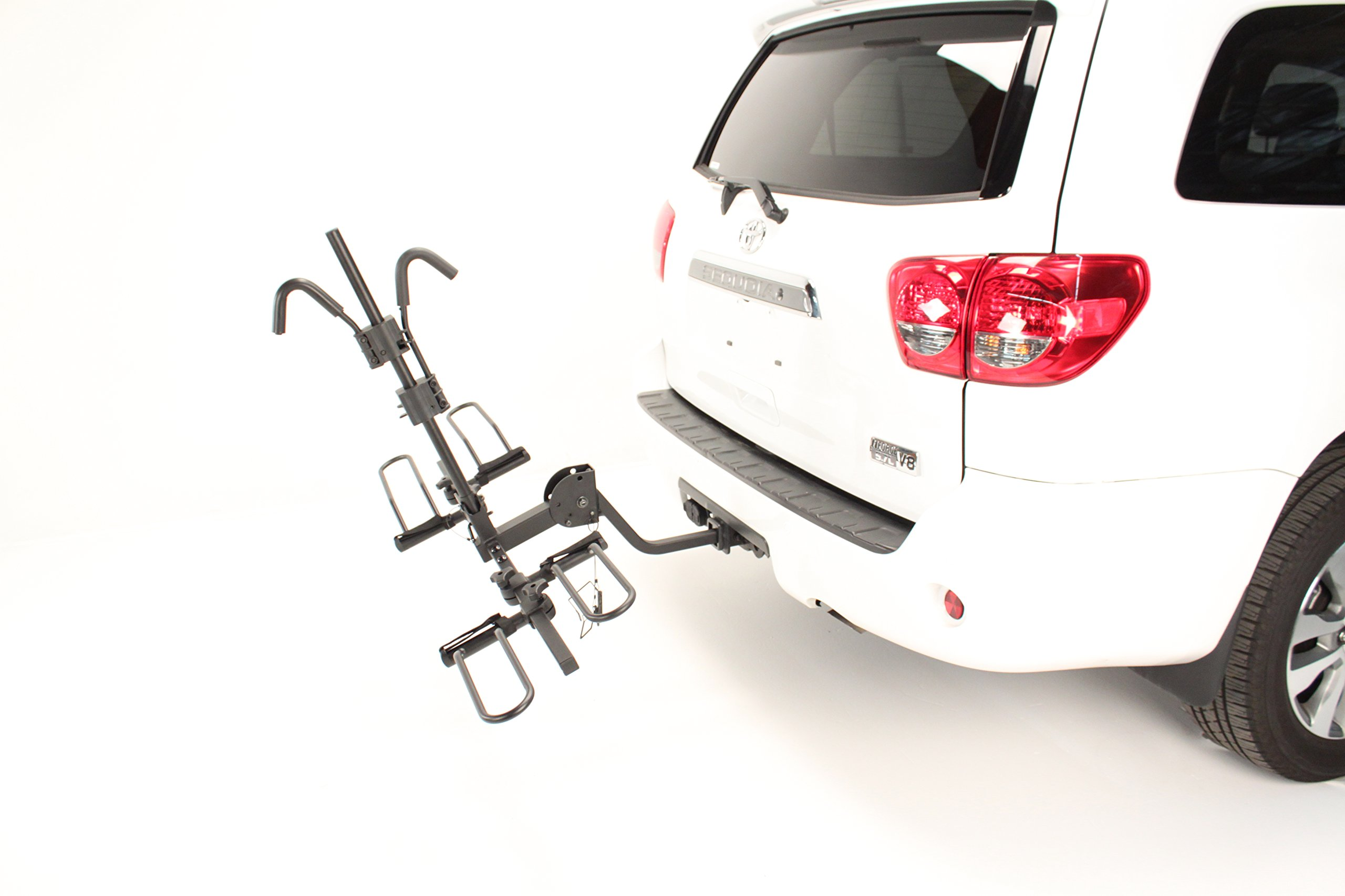 Hollywood Racks HR1000 Sport Rider 2-Bike Platform Style Hitch Mount Rack (1.25 and 2-Inch Receiver) by Hollywood Racks (Image #3)