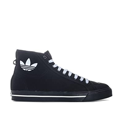 meet 00265 5a536 adidas Originals Mens RAF Simons Matrix Spirit High Shoes US8 Black