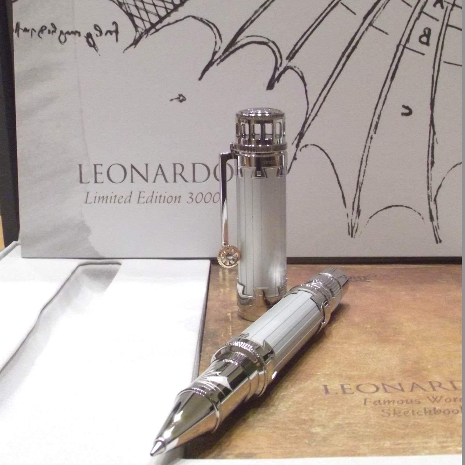 Montblanc Leonardo Limited Edition Rollerball Pen 109252