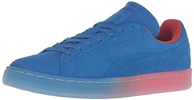 PUMA Men s Suede Classic Fade Future Fashion Sneaker Royal 5.5 M US