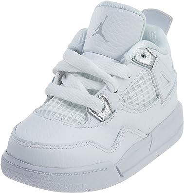 TD Jordan 4 Retro Toddler Girls Size