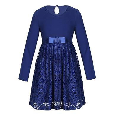Kleid langarm 98